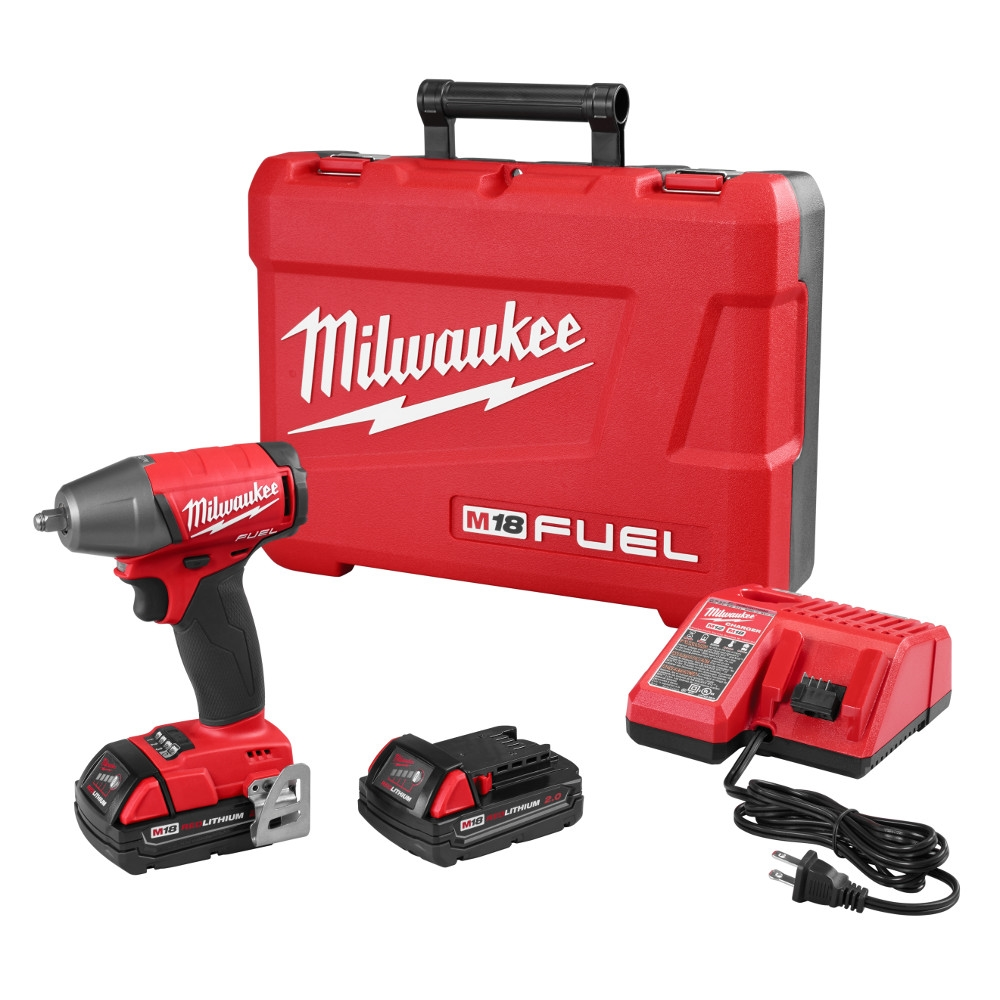 Milwaukee 2758-22CT Cordless Impact Wrench
