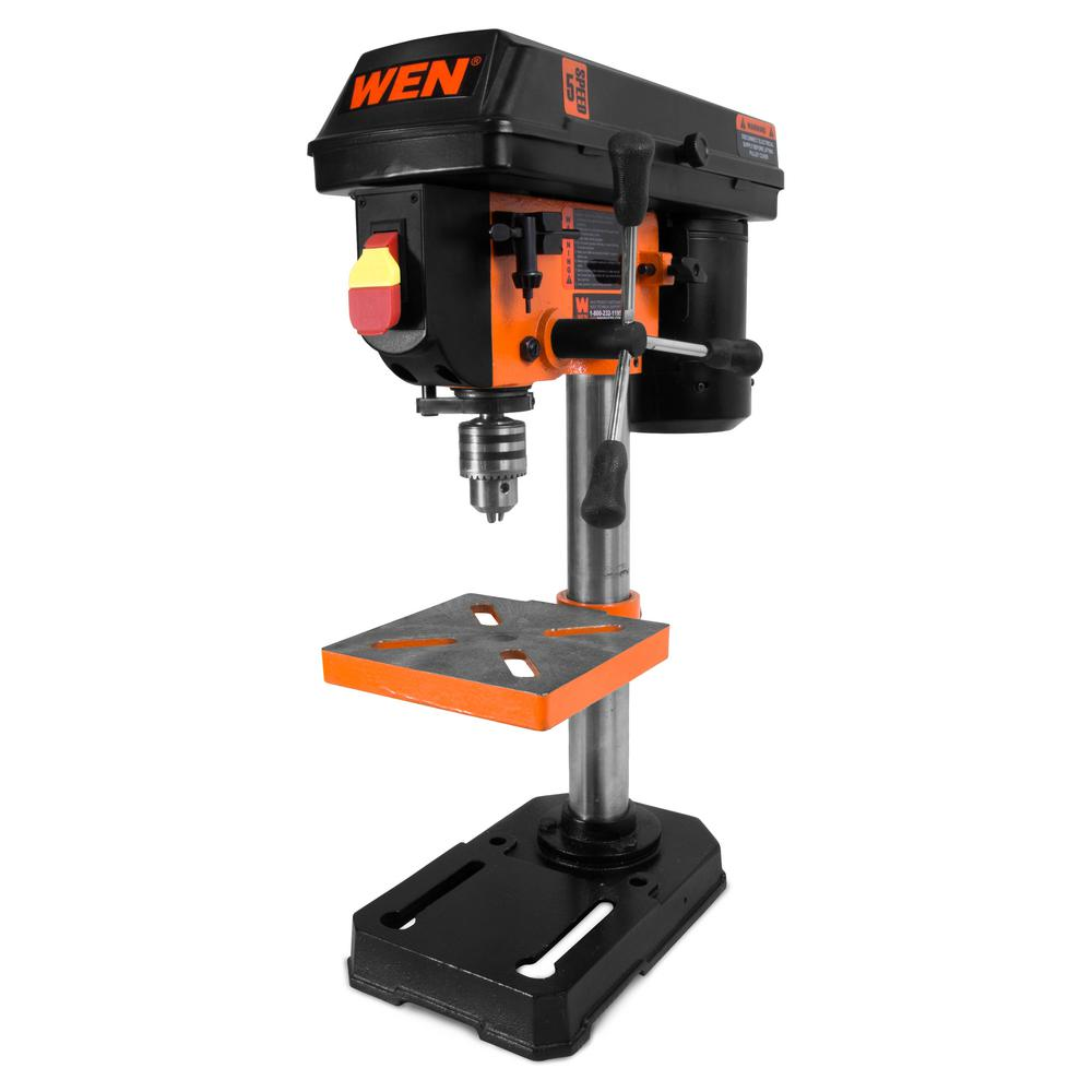 WEN 4208 5-Speed Benchtop Drill Press