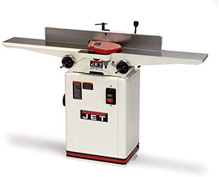 JET 708457DXK JJ-6CSDX 6-Inch 1 HP Jointer with Quick-Set Knive System