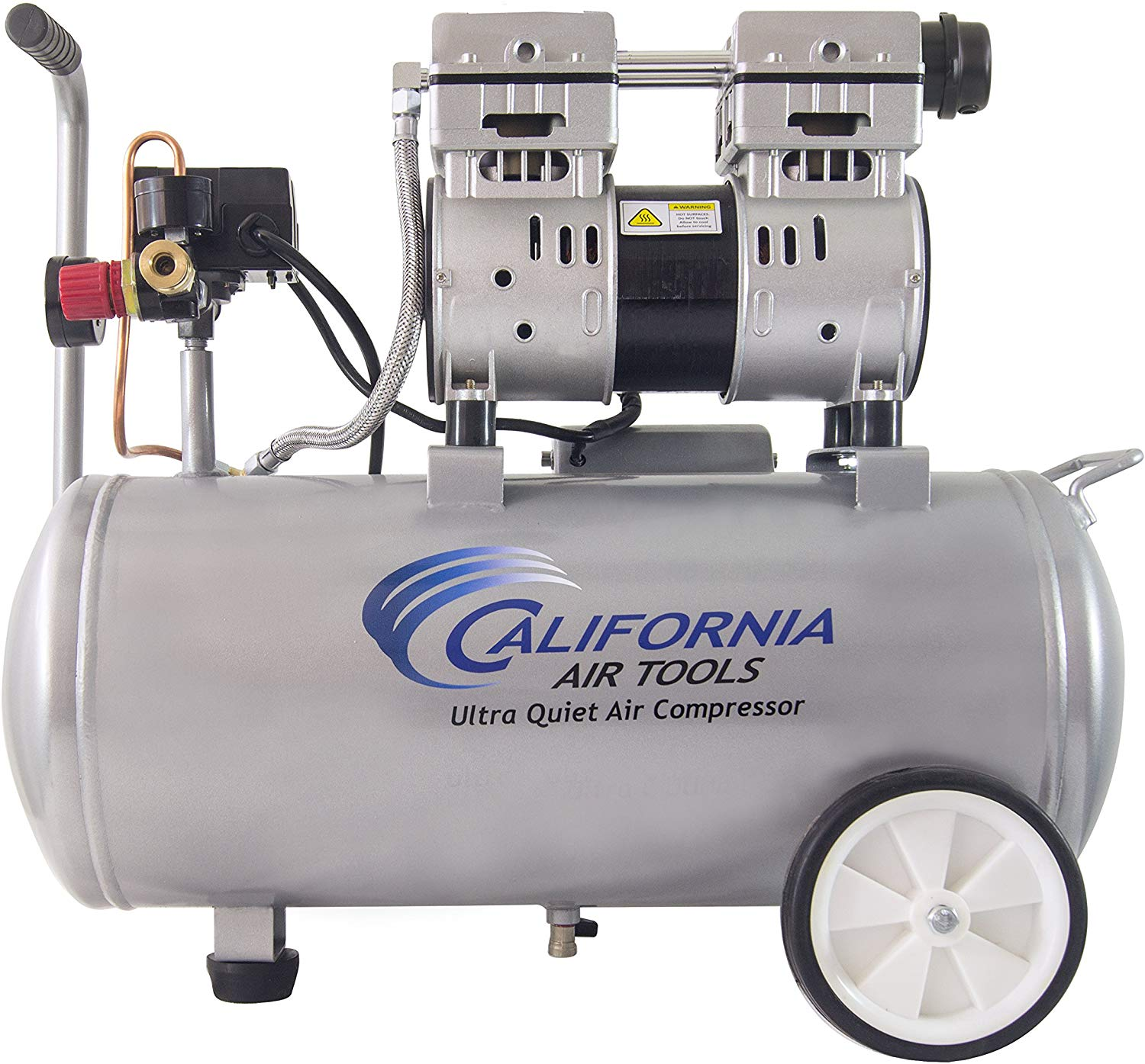 California Air Tools 8010 Ultra Quiet Air Compressor