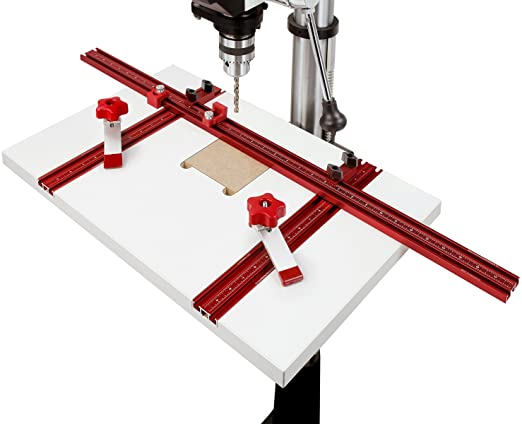 Woodpeckers WPDPPACK2 MDF Drill Press Table