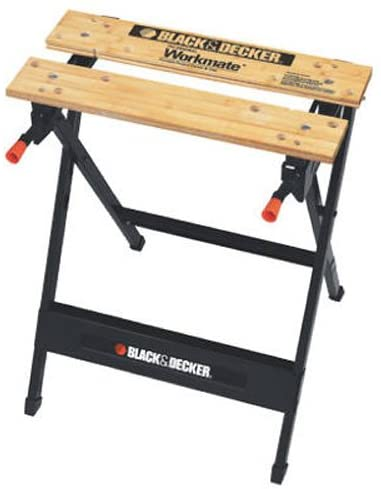 Black & Decker WM125 350-Pound Portable Work Bench