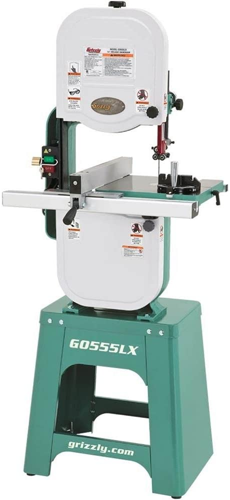 Grizzly G0555LX Deluxe Band Saw