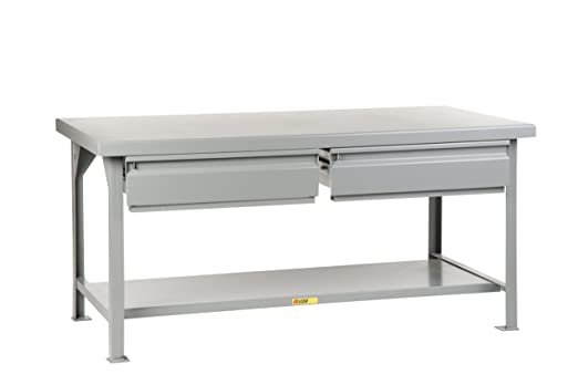 Little Giant WW-3672-2HD Welded Steel Workbench