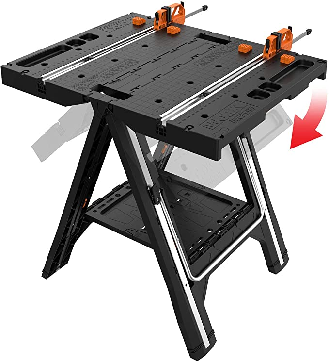 WORX Pegasus Mult-Function Worktable & Sawhorse
