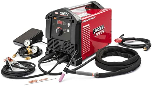 Lincoln Electric Square Wave TIG 200 TIG Welder, K5126-1