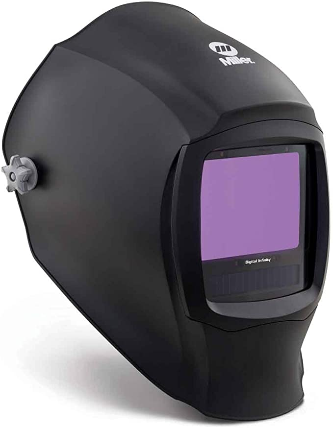 Miller Electric – Digital Infinity Auto-Darkening Helmet