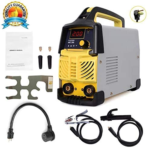 Welding Machine, 200 Amp HF TIG