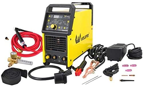 Weldpro Digital TIG 200GD AC/DC 200 Amp Tig/Stick Welder