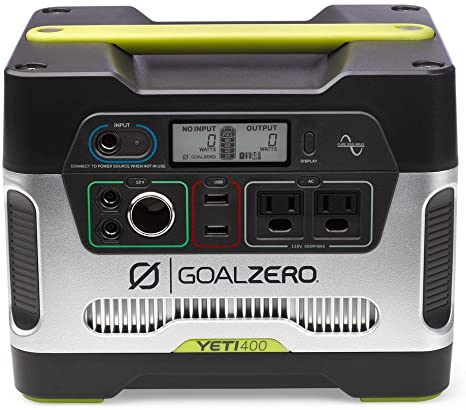 Goal Zero Yeti Portable Power Station